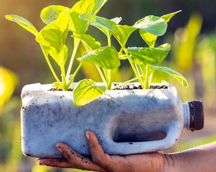 Reutilizar, IPCC, cuidar el medio ambiente, niños