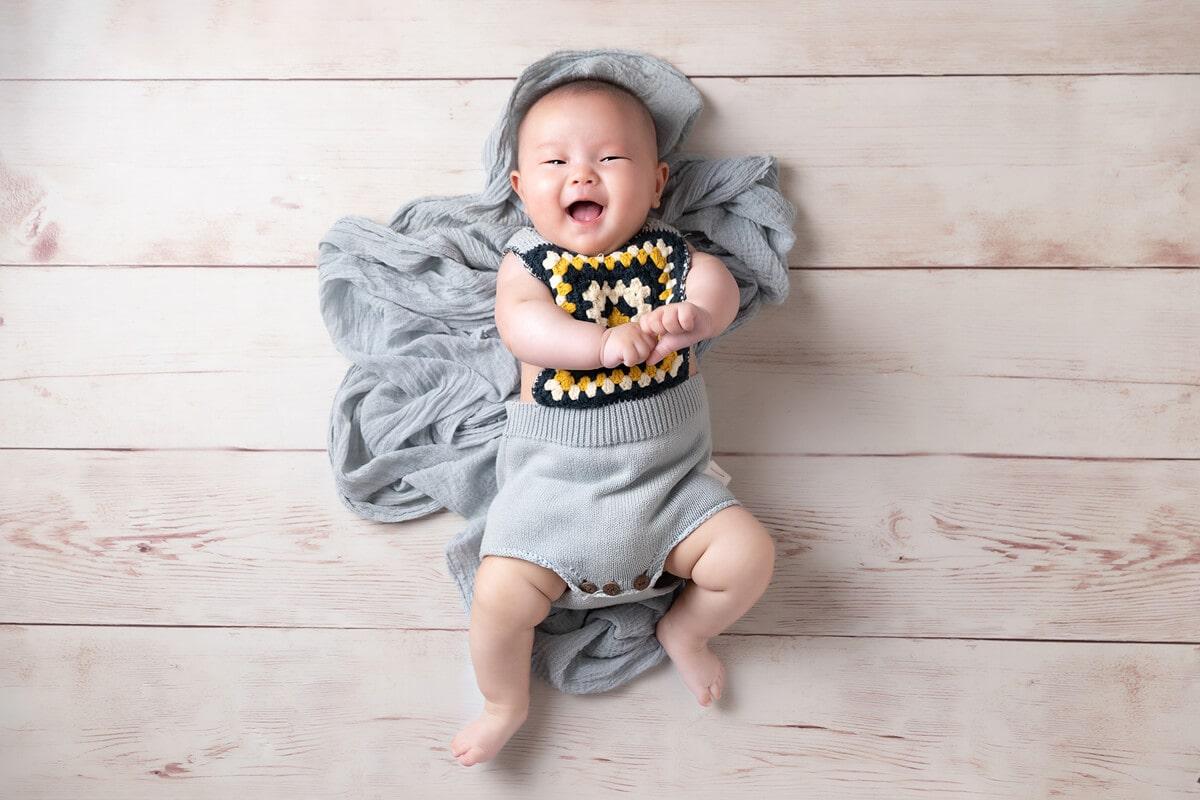 Bebé, talla de pañal