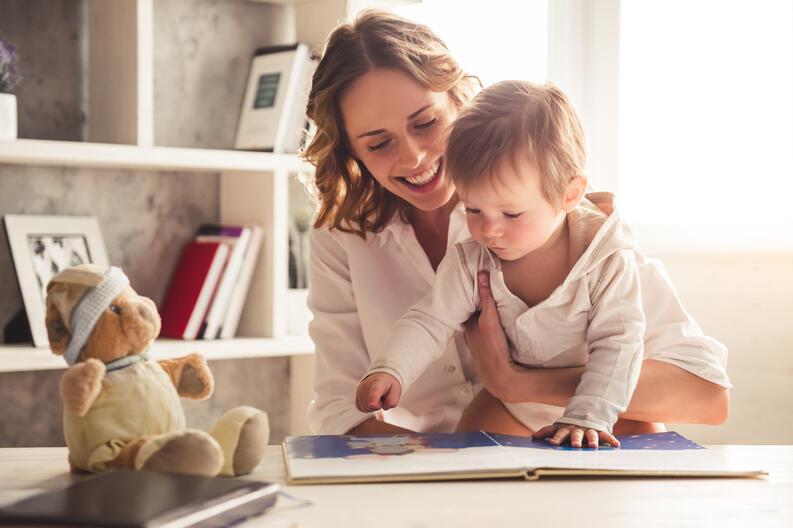 Apego, consejos para promover el apego, primera infancia